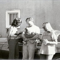 -- Priscilla Letizia, Bill and Laurie Kluczynski and baby